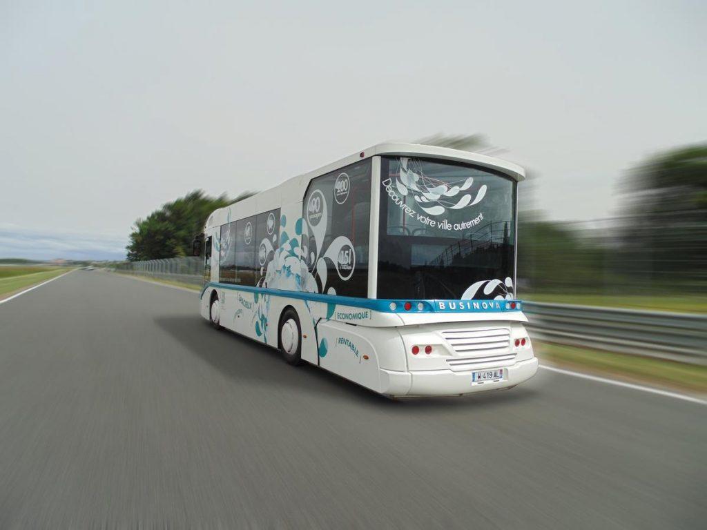 Saint-Jean construira des autobus multihybrides