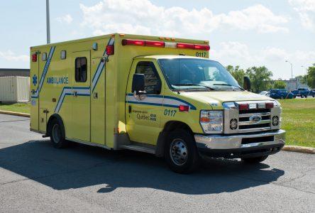 Les paramédics d'Ambulances Demers passent à la CSN