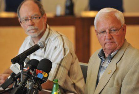 Arrestations: le maire Gilles Dolbec réagit