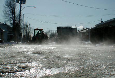 Avis d'ébullition de l'eau du robinet dans Saint-Eugène