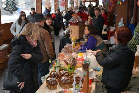 5000 visiteurs attendus au Marché de Noël
