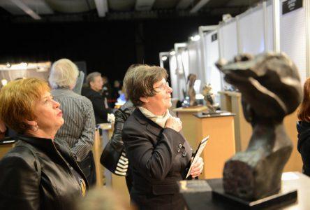 Rencontre des arts: Soixante-dix peintres et sculpteurs au pavillon Dextraze ce week-end