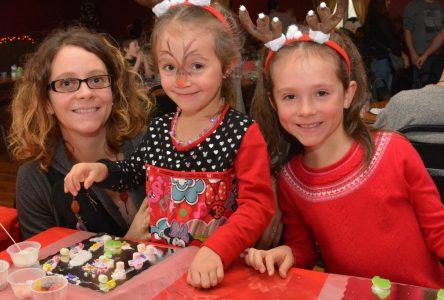 109 enfants fêtent Noël avec Famille à Cœur