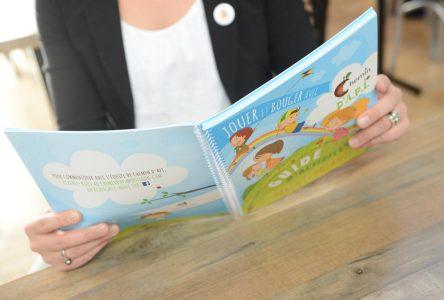 Chemin d'API lance un guide d'activités parent-enfant