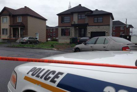 Coups de feu tirés dans un quartier résidentiel