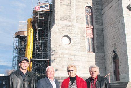 Réfection du toit de l'église: la paroisse St-Athanase veut 250 000$