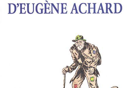 Des récits d'Eugène Achard: une grande voix oubliée