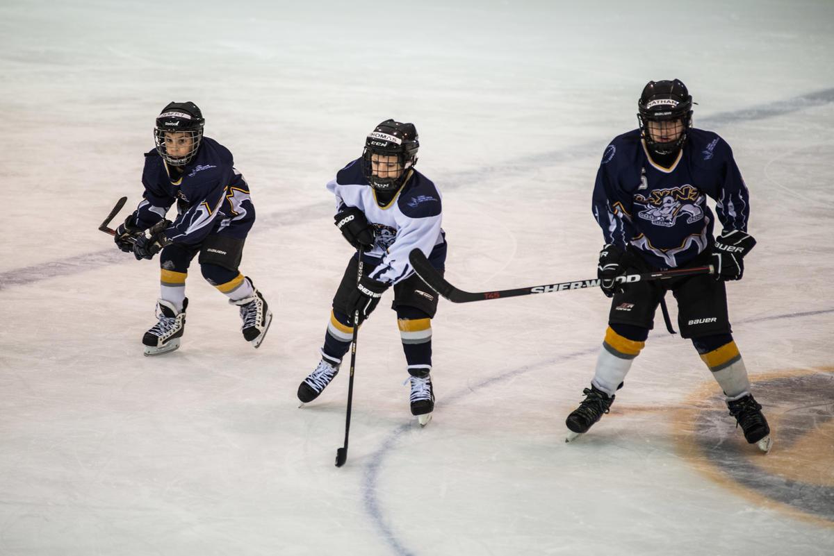 Une quatrième saison pour le hockey adapté