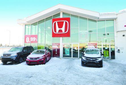 Projet de 6 M$ pour Honda de Saint-Jean