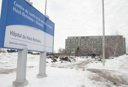 Les visites reprennent à l'Hôpital du Haut-Richelieu