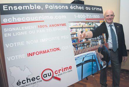 Info-Crime devient échec au crime