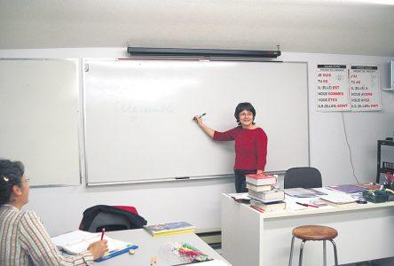 La Porte Ouverte offre des cours de français écrit et de langue seconde