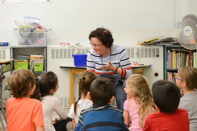 Centre d'action bénévole d'Iberville: dix années à lire et faire lire