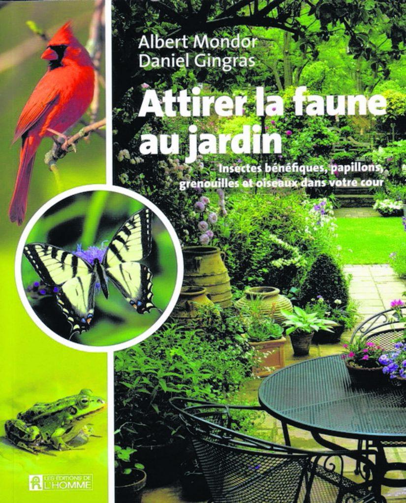 Des papillons et des colibris au jardin