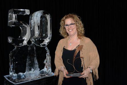 Lynda Coache nommée Personnalité de l'année
