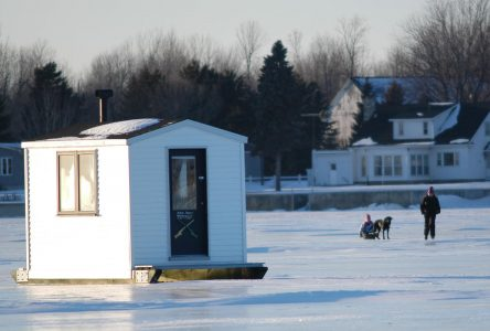 Ouverture hâtive de la pêche sur glace