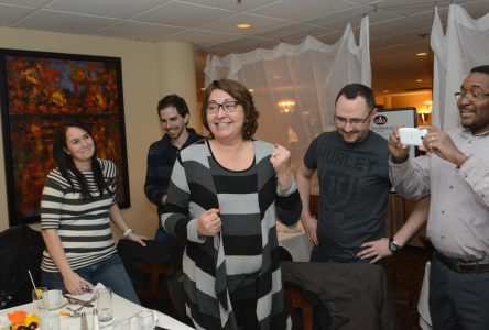 Claire Samson élue dans Iberville
