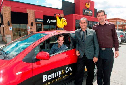 Benny et Co. voit grand