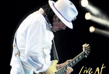 SANTANA: Live at Montreux