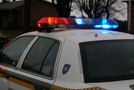Accident mortel à Saint-Bernard-de-Lacolle