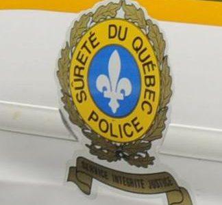 Accident à Venise-en-Québec