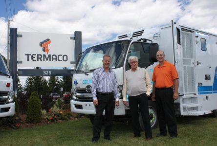 Termaco conçoit des fourgons cellulaires pour le SPVM
