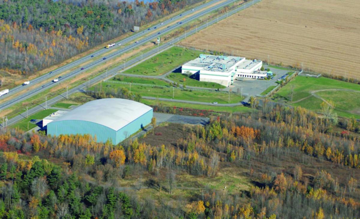 Fecteau veut un parc industriel à Saint-Luc