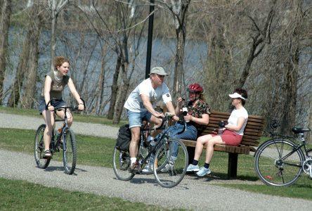 Les règles à suivre sur les pistes cyclables