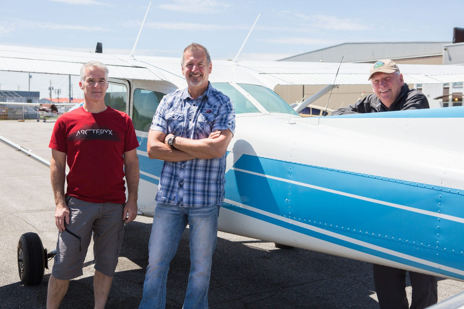 L'Association des pilotes invite les jeunes à monter à bord