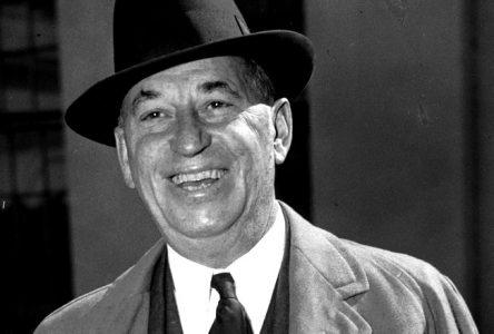 Décès de Walter P. Chrysler le 18 août 1940