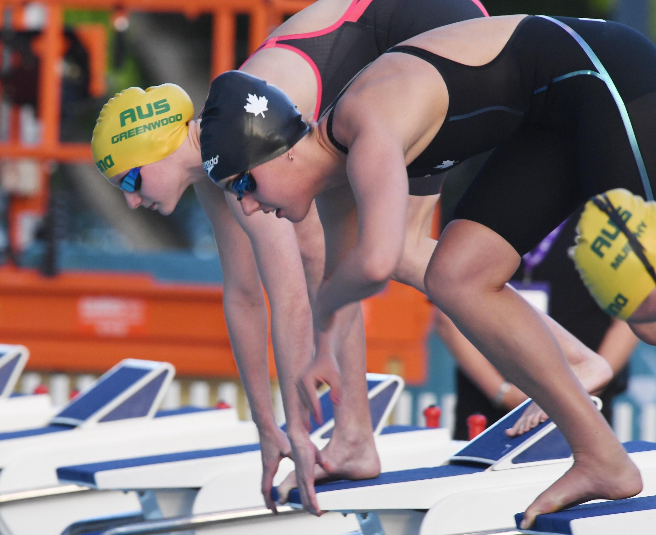Un record du monde pour Aurélie Rivard