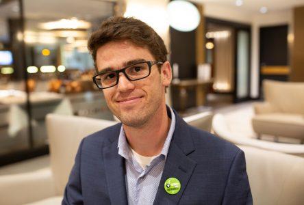 Philippe Jetten-Vigeant de QS: pour un Québec plus vert, plus égalitaire et prospère
