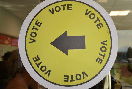 La campagne électorale en photos