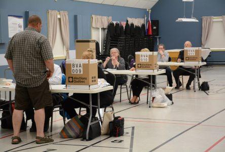 Les bureaux de vote ouverts lundi de 9h30 à 20 heures