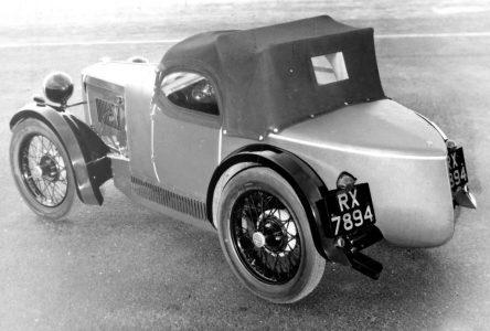 11 octobre 1928 – La première MG Midget est présentée au public