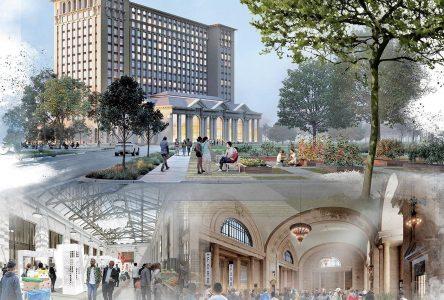 Ford va dépenser 740 millions de dollars US pour refaire la gare de Détroit