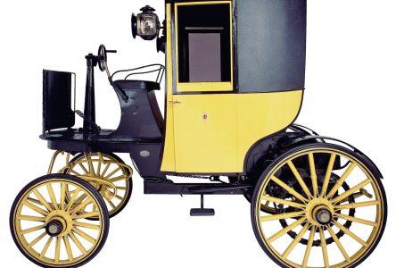 10 septembre 1897 – premier cas connu d'alcool au volant