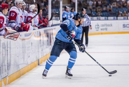 Défenseur de la semaine dans la KHL