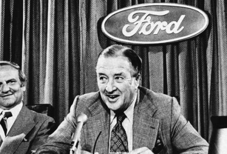 Le 9 septembre 1982 – Henry Ford II prend sa retraite comme président de Ford