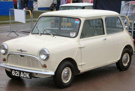 26 août 1959 – Début officiel de la marque Mini