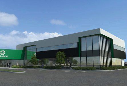 Soleno construira une nouvelle usine et de nouveaux bureaux