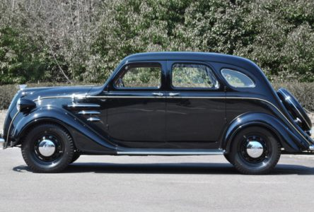28 août 1937 – Toyota débute sa production automobile