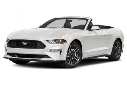10 millions de Mustang depuis 1964