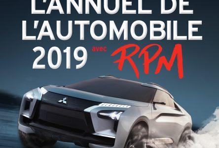 L'Annuel de l'automobile 2019 en kiosque le 9 août