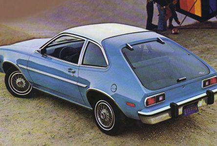 Ford lance la Pinto le 11 septembre 1970