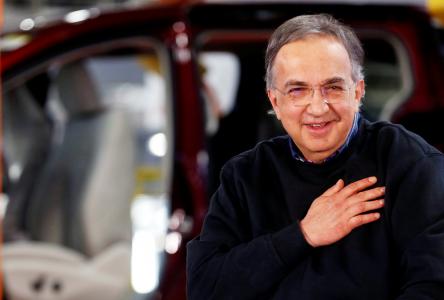 Le grand patron de FCA meurt à 66 ans