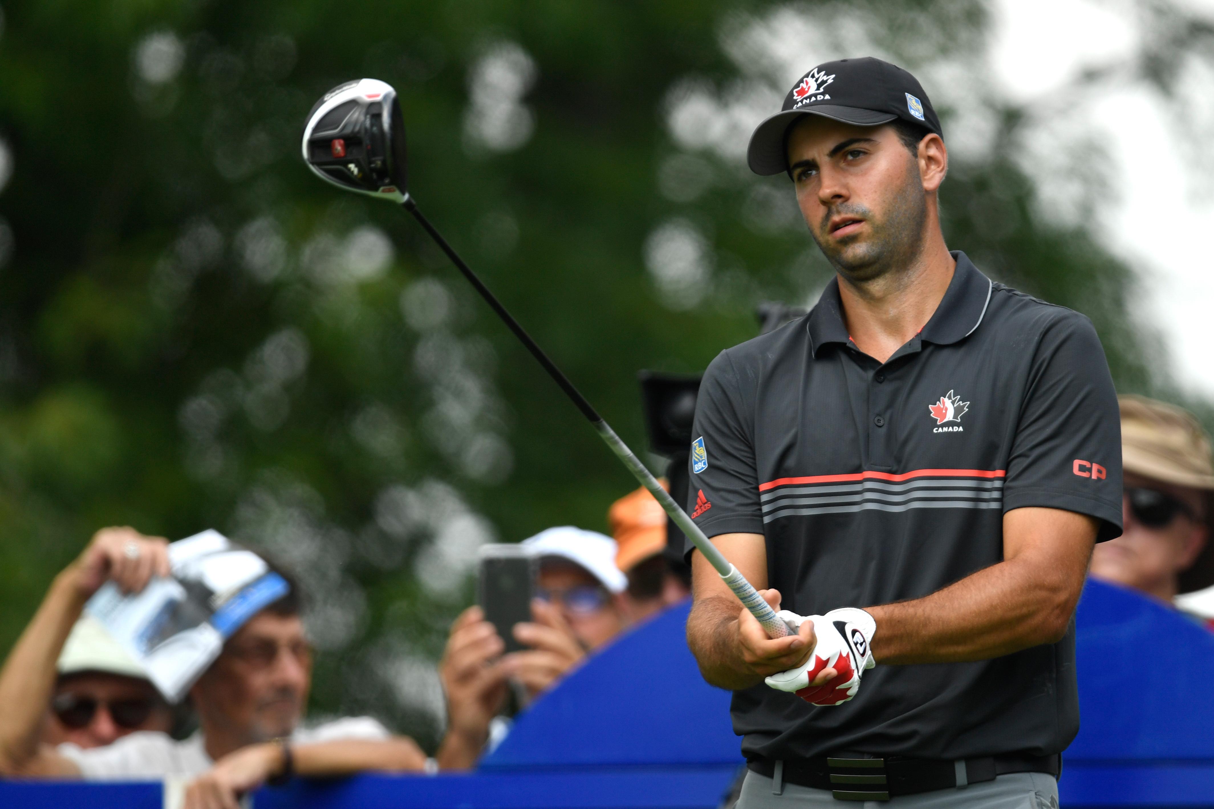 Golfeur amateur de l'année au Canada