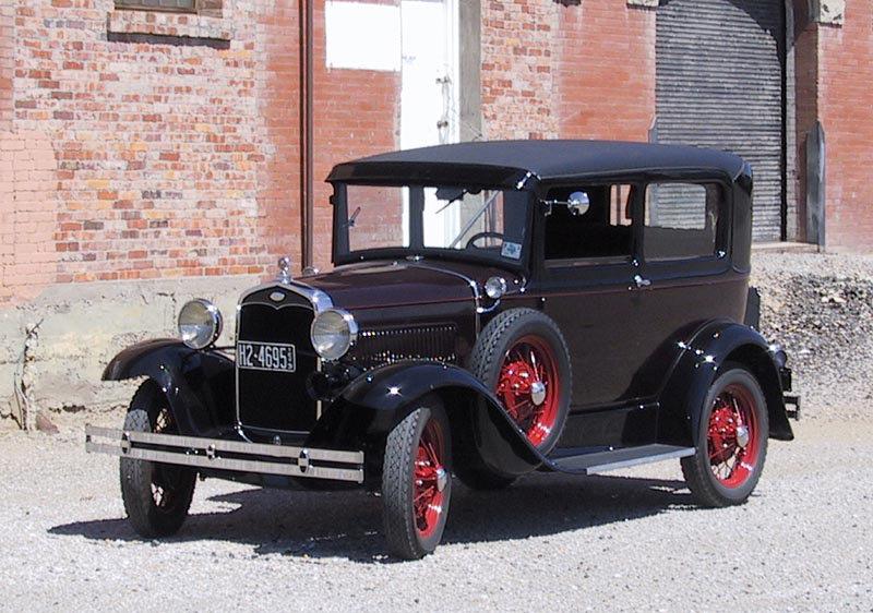 7 décembre 1931 – Fin de production de la Ford Modèle A