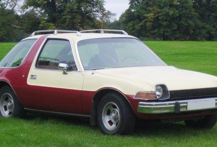 3 décembre 1979 – AMC assemble la dernière Pacer