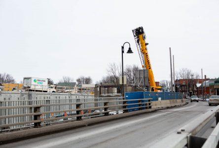 Le pont Gouin fermé deux jours à compter de mercredi matin